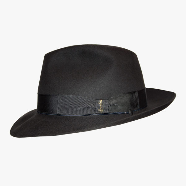 Cappello Borsalino in feltro di pelo Beaver - Cappelleria Viarani c4c63c6a0ad0