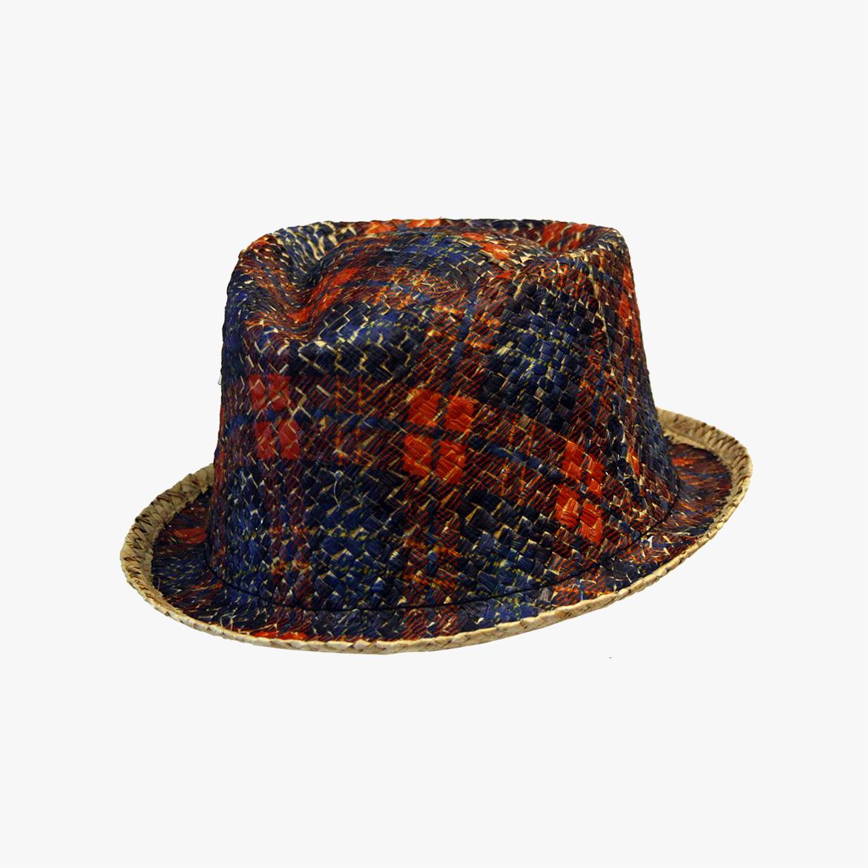 Cappello in paglia fantasia c6095ad43308