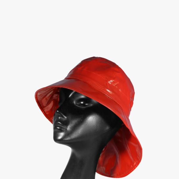 Cappello donna impermeabile in sire  lucido 750d335048eb