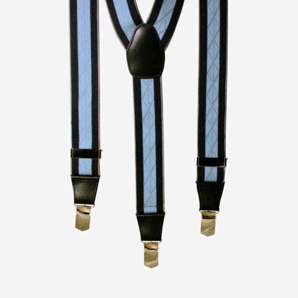 accogliente fresco scegli il meglio vari design Bretelle a 3 pinze, produzione Booby Bolton